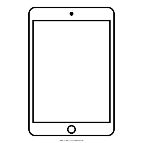 ipad coloring page ultra coloring pages