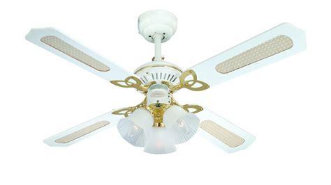 ventilateur de plafond princess trio blanc de westinghouse avec 233 clairage ventilateurs de