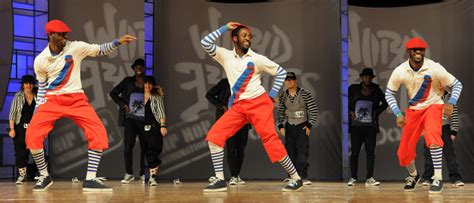 locking hip hop international