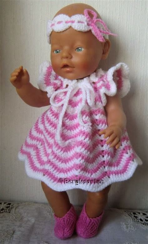 Free Crochet Baby Doll Clothes Patterns Crochet Pattern For Baby