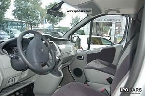 2011 Renault Trafic 2 0 Dci 115 Passenger Privil U00e9ge Fap 8