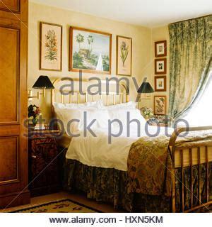 schlafzimmer len landhausstil lagerraum innenraum mit licht muster erzeugen geometrische