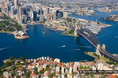 sydney city aerial view image fine art landscape