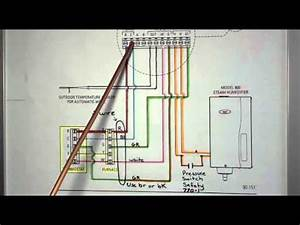 Aprilaire Model 62 Basic Wiring