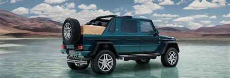Our car experts choose every product we feature. Der neue Mercedes-Maybach G 650 Landaulet.