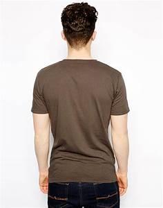 Lyst - True Religion T-shirt Horseshoe Logo in Gray for Men
