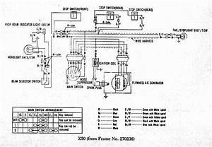 Honda Monkey Z50j Wiring Diagram : plan lectrique monkey z50a k2 motorkit bienvenue sur ~ A.2002-acura-tl-radio.info Haus und Dekorationen