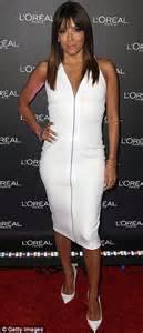 Eva Longoria is white hot at Melbourne Fashion Festival ...