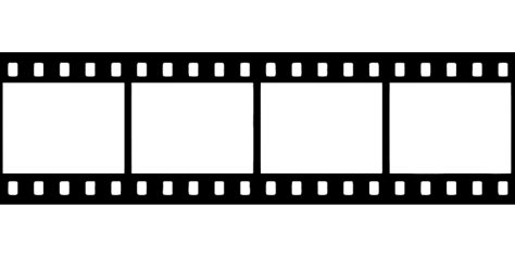 video template foto filmstripe film movie 183 free vector graphic on pixabay