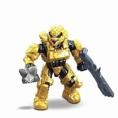 Soldier Unsc Spartan Eagle Fireteam Halo Construx