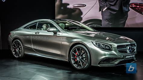 2015 Mercedes S63 by 2015 Mercedes S63 Amg Coupe Unveiling Photos Benzinsider