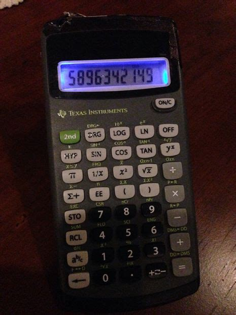 led calculator led verlichting watt