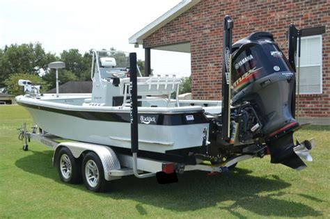 Blackjack Boats For Sale In Louisiana by 2013 Blackjack 224 Bay Boat For Sale In Mississippi