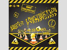 Construction safety signs free vector download 8,055 Free