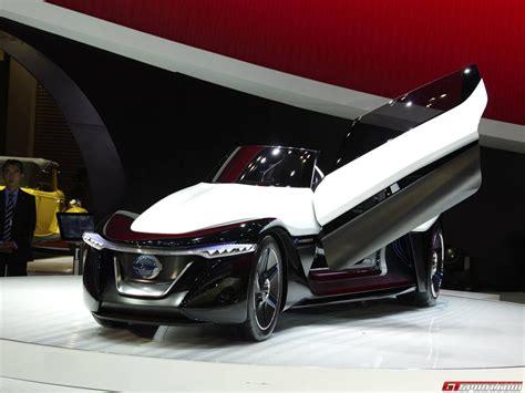 Tokyo 2018 Nissan Bladeglider Concept Gtspirit