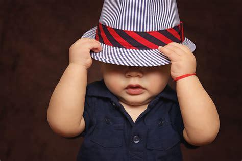 wallpaper cute baby boy hat style hd  cute