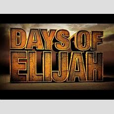 Days Of Elijah Behold He Comes Riding On The Cloud Youtube