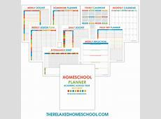 Free homeschool planner that will keep your homeschool