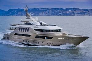 CRN Jade Custom Megayacht With Valet Parking Almost