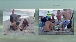 North Carolina Shark Attack Victims Have Limbs Amputated ...