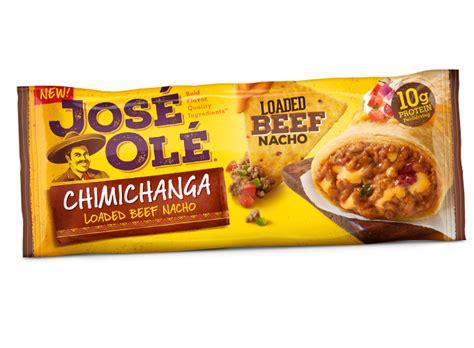 chicken taquitos burritos chimichangas jose ole