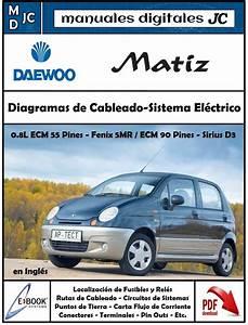 Manual Diagramas Sistema El U00e9ctrico Daewoo Matiz 0 8 L