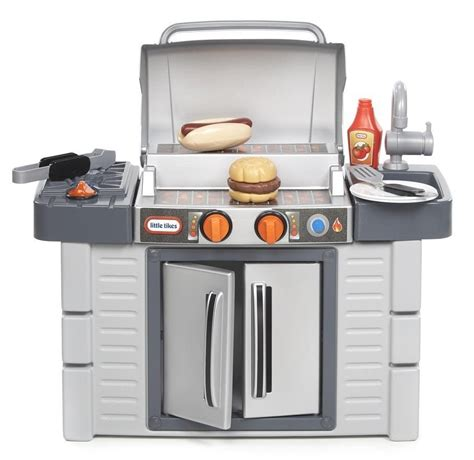 Little Tikes Cook 'n Grow Bbq Grill $1999 + Free Shipping