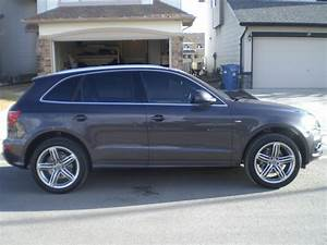 New Amethyst Grey Q5  With Pics  - Audi Forum