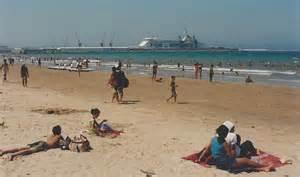 Tangier Beach Morocco
