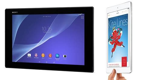 ipad air  sony xperia  tablet review macworld uk