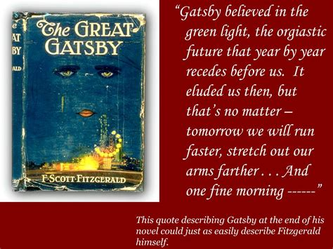Gatsby Believed In The Green Light by Ppt F Fitzgerald And The Jazz Age Powerpoint
