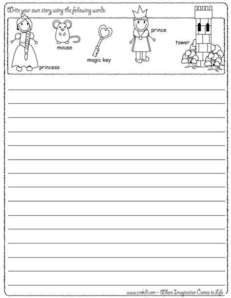 princess drawing writing stories story rocks