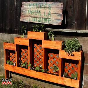 Free Vegetable Planter Box Plans - WoodWorking Projects