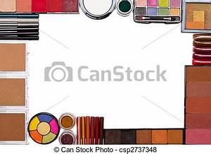 Ensemble Cadre Photo : images de maquillage ensemble cadre blanc fond csp2737348 recherchez des photos des ~ Teatrodelosmanantiales.com Idées de Décoration