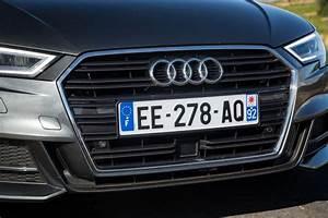 Audi A3 Berline S Line : essai audi a3 sportback berline et cabriolet nos plus belles photos photo 12 l 39 argus ~ Medecine-chirurgie-esthetiques.com Avis de Voitures