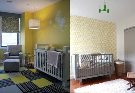 deco chambre gris et jaune chambre garcon gris et jaune design de maison