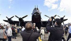 Incredible footage captured alongside legendary Lancaster ...