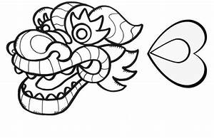 Chinese Dragon Face - ClipArt Best - Cliparts.co