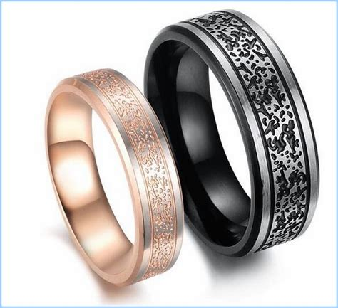 unique wedding ring sets gloss
