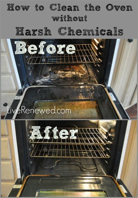 how to clean the oven how to clean the oven without harsh chemicals