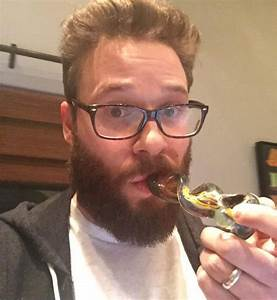 Seth Rogen is NOT at all shy about his weed smoking in ...