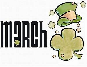March Clip Art - Clipartion.com