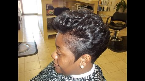 Soft Hairstyles for black women in Houston TX YouTube