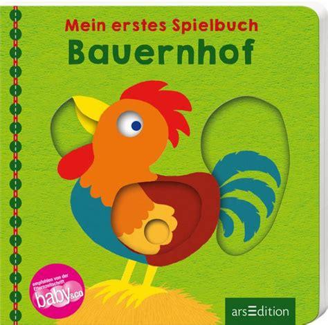 Mein Erstes Spielbuch Bauernhof Portofrei Bei Bücherde