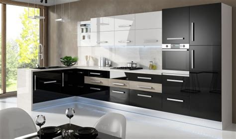 photos cuisine moderne italienne modele de cuisine moderne en aluminium