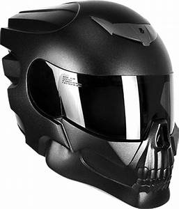Casque De Moto : nlo skull rider le casque moto au look de cr ne ~ Medecine-chirurgie-esthetiques.com Avis de Voitures