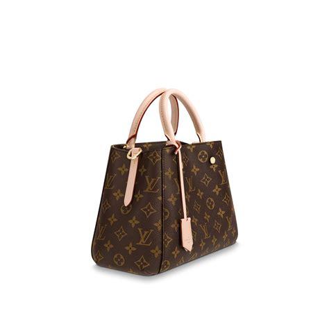 montaigne bb monogram handbags louis vuitton