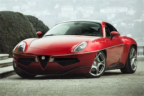 Alfa Romeo Touring Disco Volante by 2013 Alfa Romeo Disco Volante Touring Machinespider