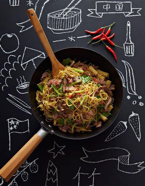 comment cuisiner des nouilles chinoises 17 best ideas about recettes nouilles chinoises on