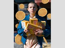 Celebrate National Waffle Day With 'Stranger Things
